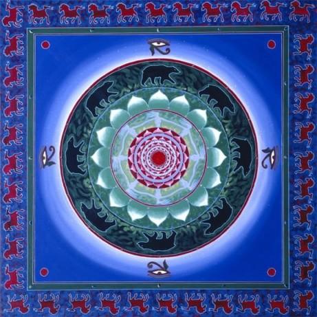 Les quatre sceaux du bouddhisme