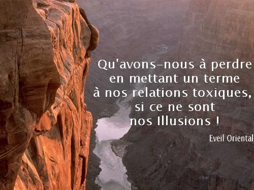 Les relations toxiques