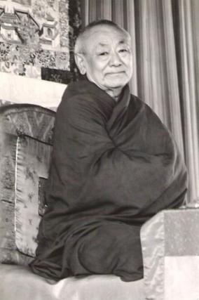 Lama Guendune Rinpoché