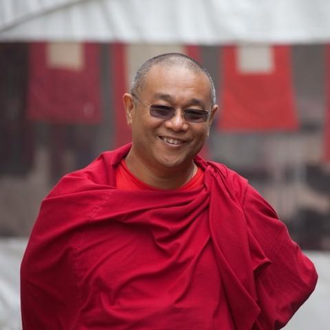 Jigmé Kyentsé Rinpoché
