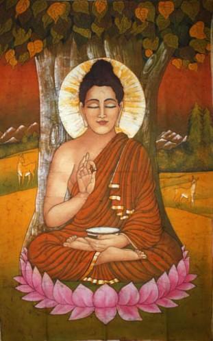 Bouddha Sakyamouni